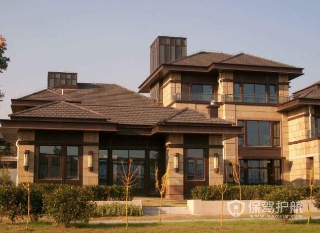 自建房屋顶有哪些造型选择? 自建房屋顶造型效果图