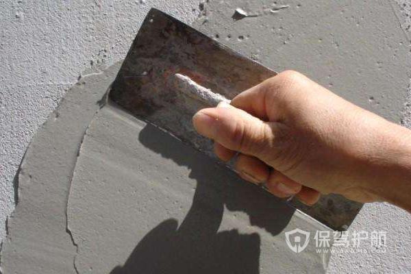 墙面基层处理-保驾护航装修网