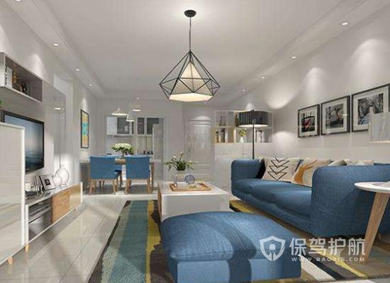 客厅吊灯距离地面高度多少合适?客厅吊灯安装流程