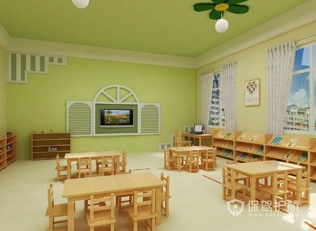 幼儿园装修材料怎么选择?幼儿园装修验收标准是什么?