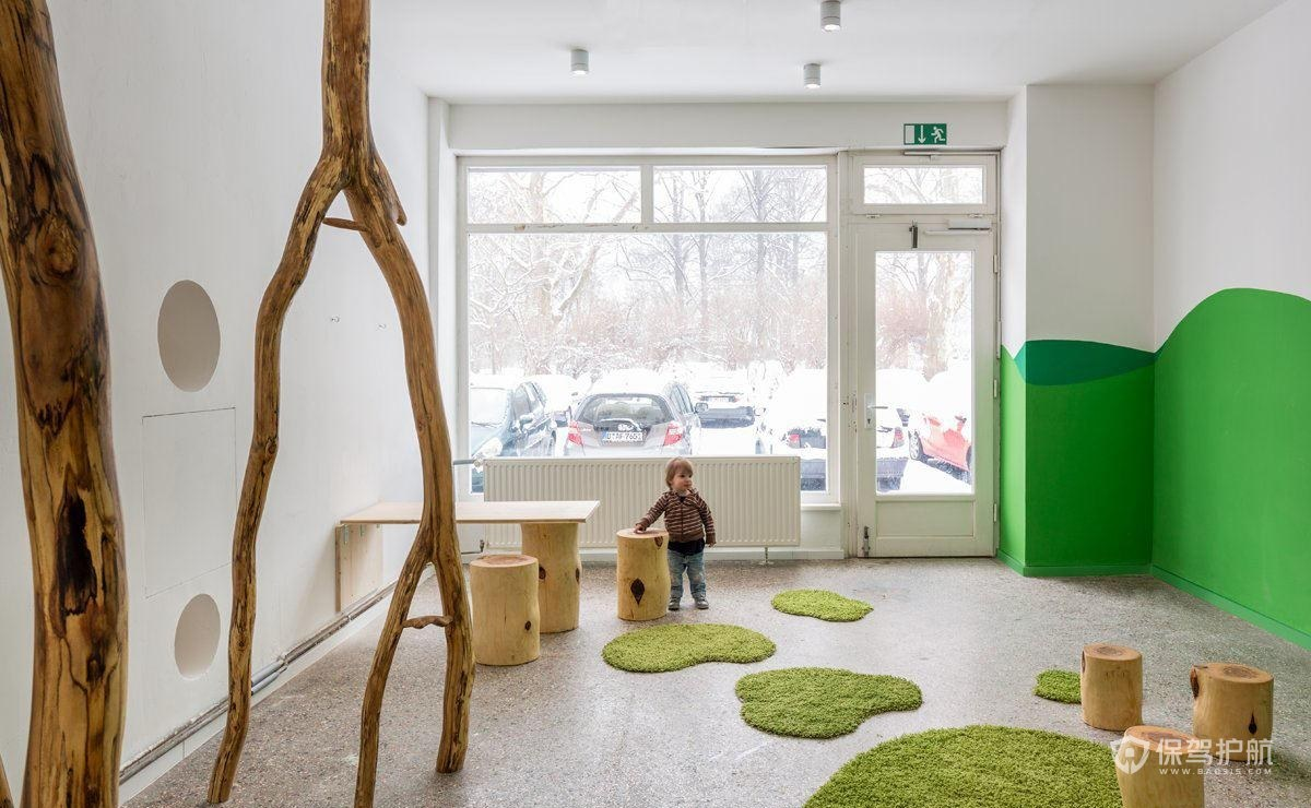 幼儿园教室装饰技巧 幼儿园教室装饰效果图