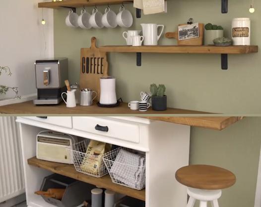 旧厨房居然可以这么改造?