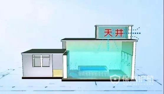 北二环33㎡澡堂挤5口人,厨房里晾衣洗澡,装修改造完平房变庭院别墅