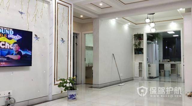 111㎡新房請親戚裝修,花16萬覺得不值,朋友:有偷工減料?