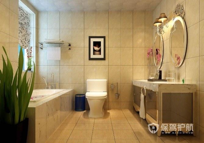 贴好瓷砖多久可以吊顶? 卫生间先吊顶还是先瓷砖?