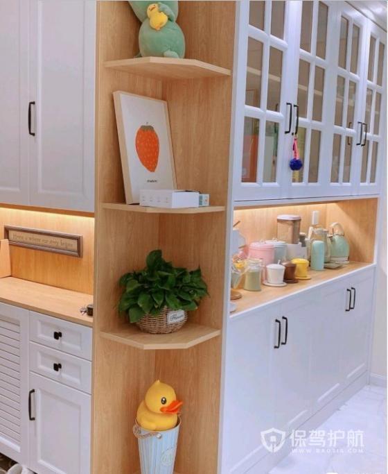发小新房完工,猫系清新全屋装修设计,朋友:这就是我梦想中的房间