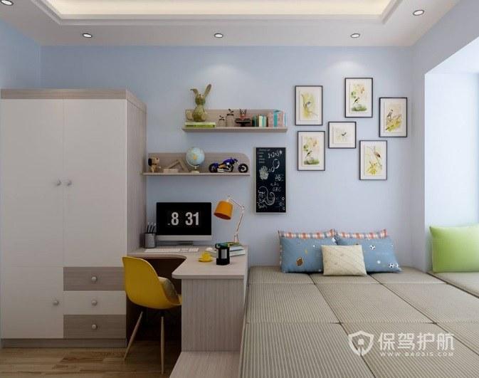 8平米儿童房如何装修设计? 8平米儿童房装修效果图