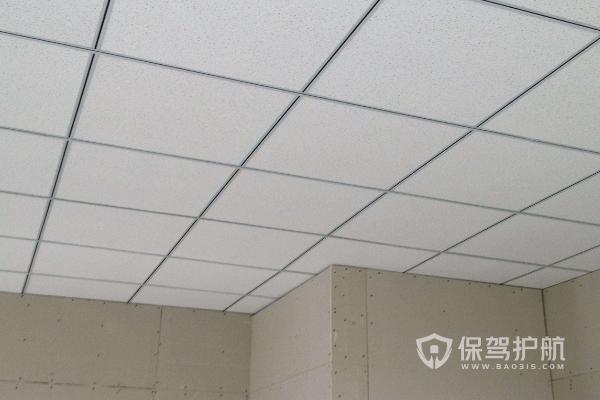 矿棉板吊顶-保驾护航装修网
