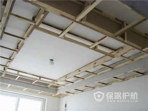 桑拿板吊顶安装注意事项-保驾护航装修网