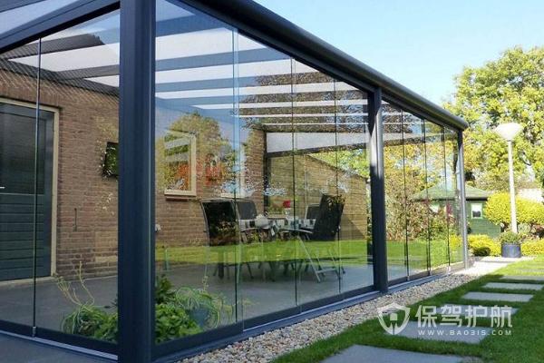 玻璃顶阳光房怎么遮阳?玻璃顶阳光房如何隔热?