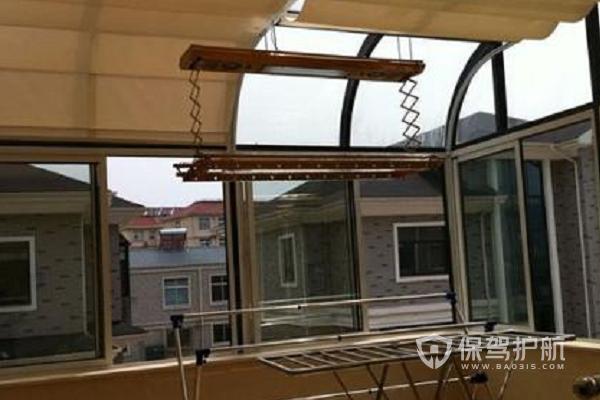 阳光房遮阳帘-保驾护航装修网