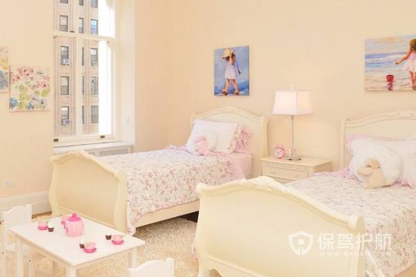 兒童房怎樣布置好?兒童房布置效果圖