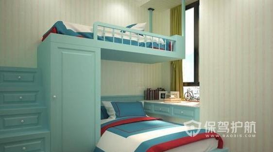 不同类型次卧设计效果图
