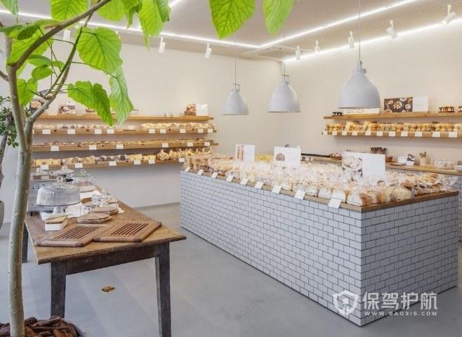 60平米的烘焙店如何装修设计? 60平米烘焙店装修图片