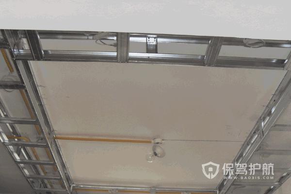 轻钢龙骨吊顶-保驾护航装修网
