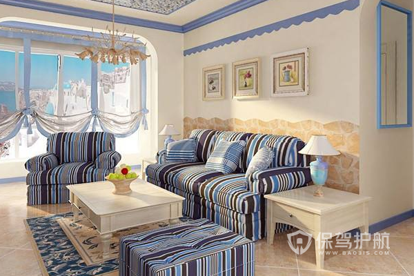 地中海風格和簡歐風格哪個好?地中海風格和簡歐風格區別