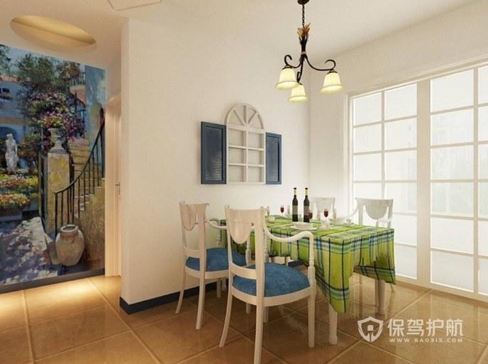 家居如何装修地中海小清新风格? 地中海小清新装修风格图