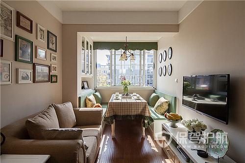 8平米小客厅兼餐厅怎么装修?客厅可以采用哪些隔断?