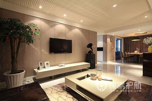 客厅怎么装修好看?双客厅装修效果图