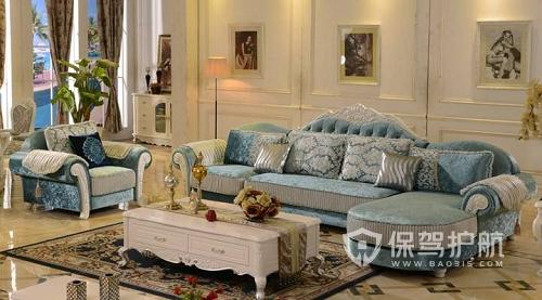 欧式风格沙发有什么特点?如何挑选好沙发?