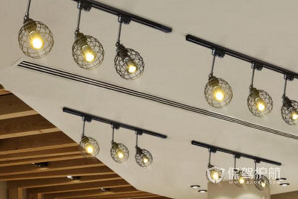 服装店射灯用什么光比较好?服装店灯光怎样布局?