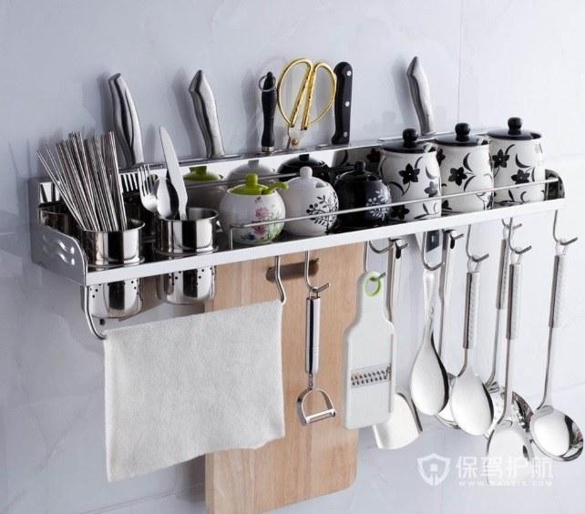 廚房置物架如何選? 廚房置物架安裝哪里合適?