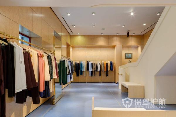 服装店什么颜色显高档?高档服装店设计要素