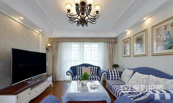 130平米三室两厅怎样装修?130㎡三室两厅简约装修案例