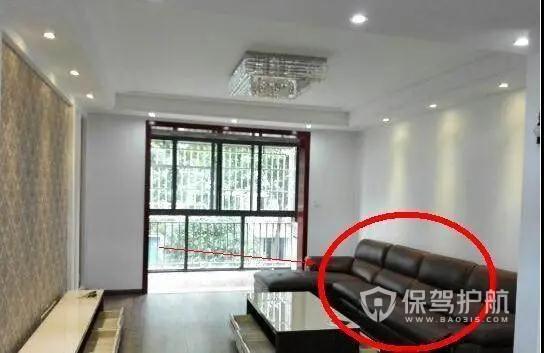 新房交给丈母娘装修,背景墙家居土到掉渣!像便宜酒店,还没法说