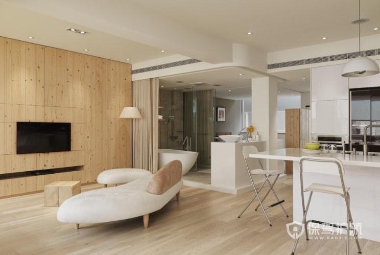 200平米平層四室如何裝修? 200平米平層四室戶型圖