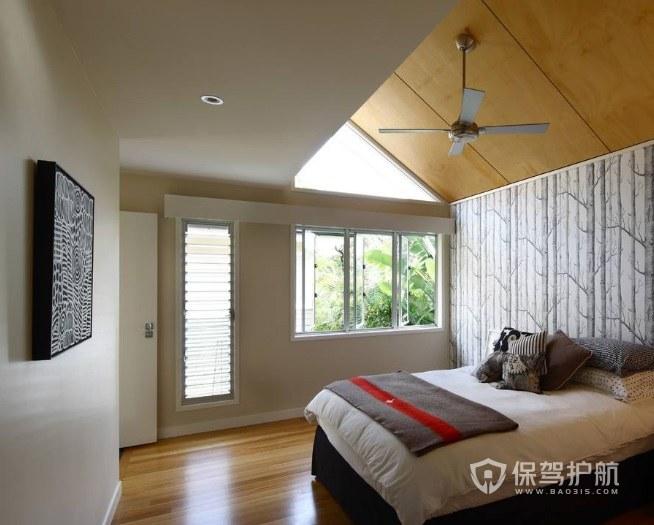 家居次卧创意装修效果图 次卧装修有什么注意点?