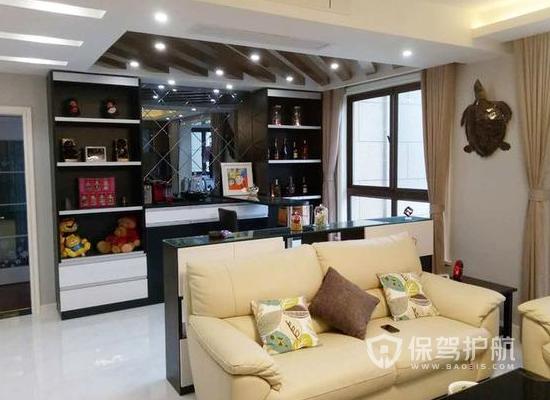 两居室如何简单装修?81平米简约风格两居室装修效果图
