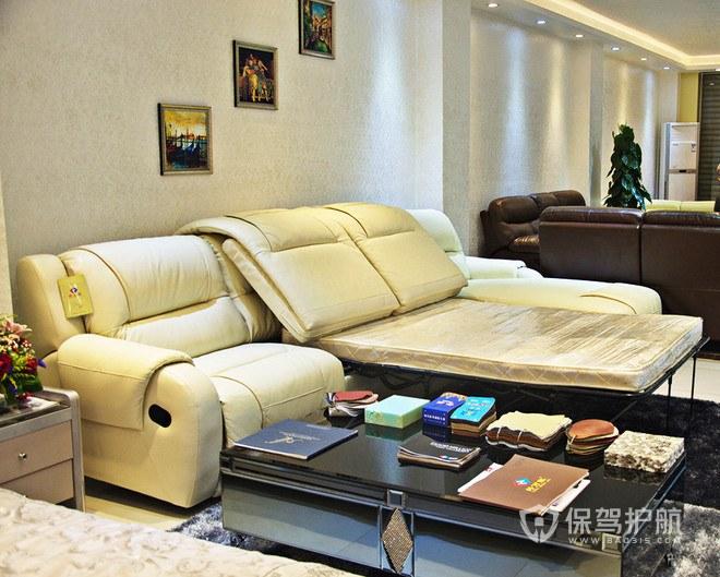 客厅买沙发还是沙发床?客厅沙发怎么选购?