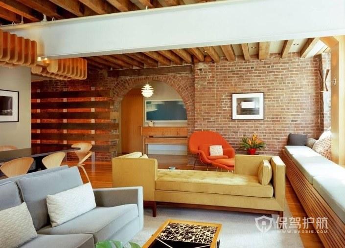 红砖墙如何处理才漂亮? 家装墙面红砖如何挑选?