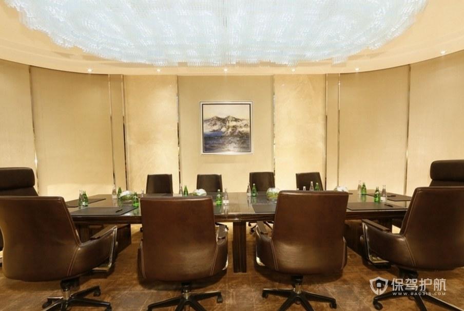 新古典辦公會議室裝修效果圖