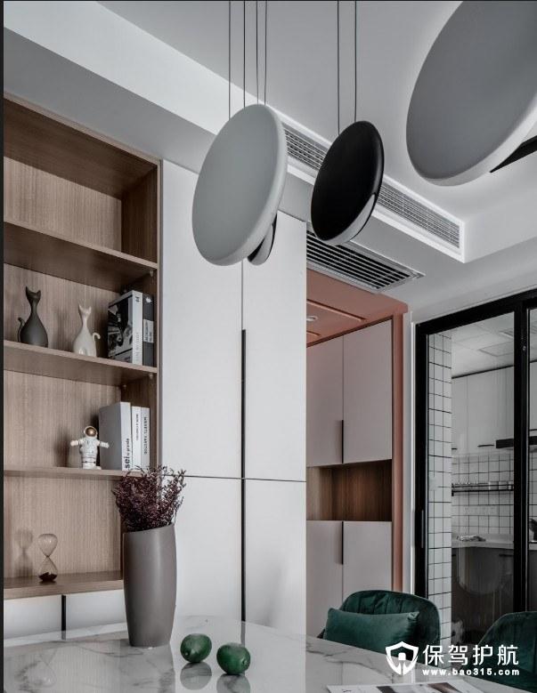 好看又省钱的北欧风格三居室装修效果…