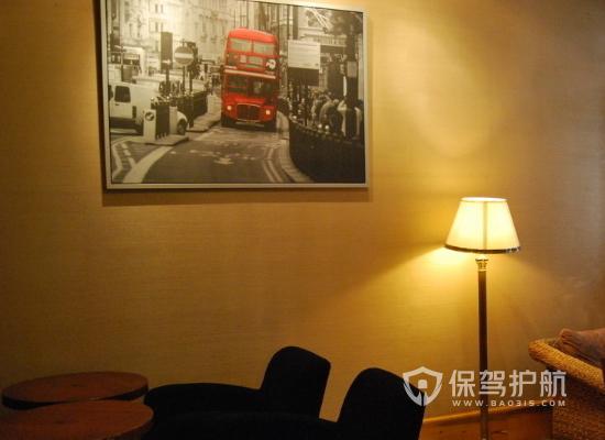 70平米古典欧式风格咖啡馆装修效果图…