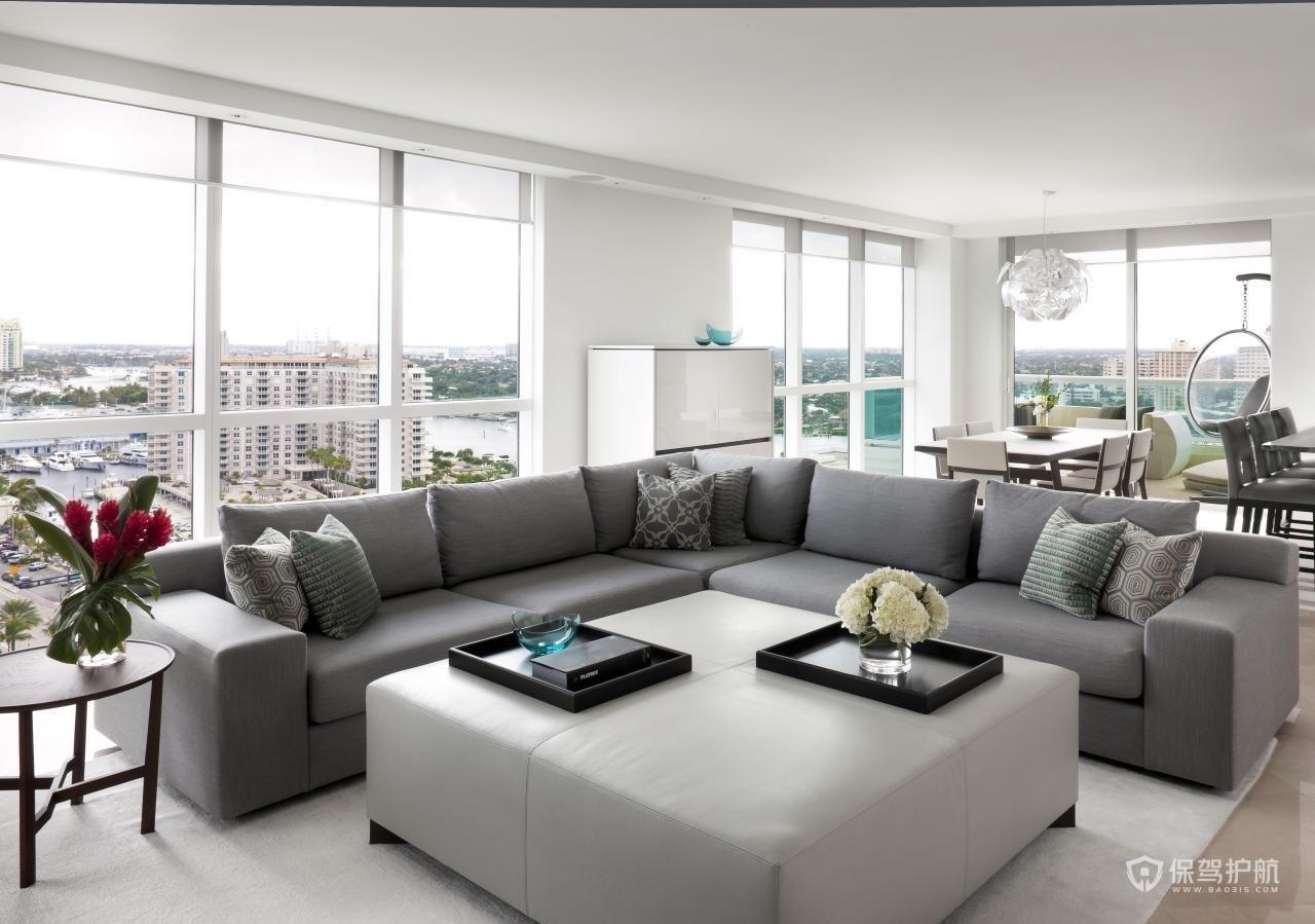 客厅前后对窗风水好吗?客厅窗户风水禁忌有哪些?