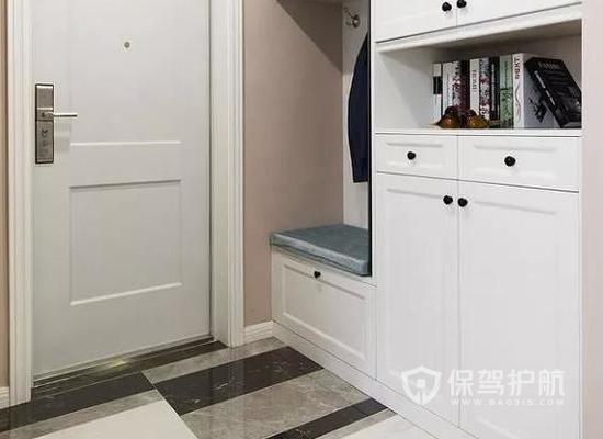 美式风格家居如何装修?130平米美式风格装修案例