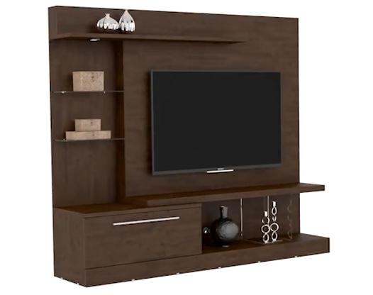 电视背景墙效果视频 这样安装简约大方经久耐看