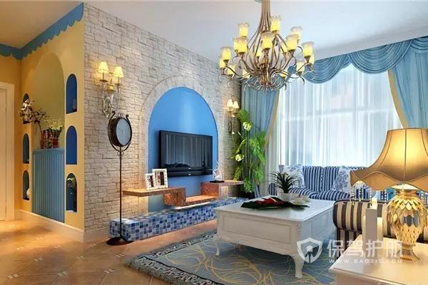 85平米两室2厅怎么装修?85平米两室2厅装修图
