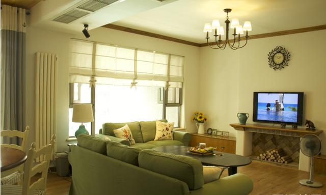 父母養老買167㎡新房,花40萬設計,完工后比鄰居好看十倍!
