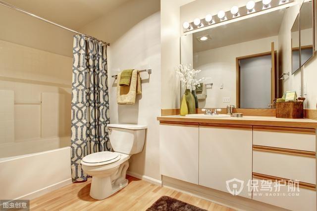 你家卫生间布局的科学合理吗?一份卫生间装修尺寸,照做不会错!