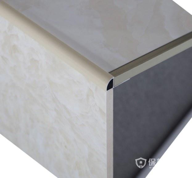 瓷砖的阳角线如何安装? 贴了阳角线太丑怎么办?