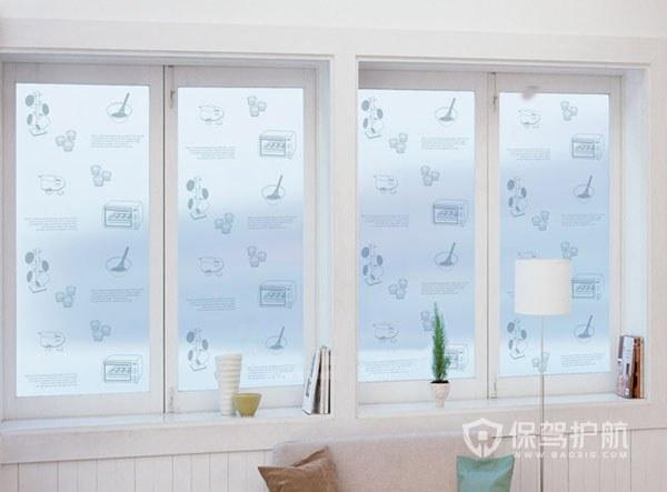 窗户玻璃贴膜怎么贴?窗户玻璃贴膜怎么撕掉?