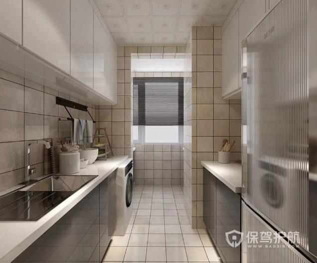 u型廚房過道尺寸多少合適? u型廚房如何設計?