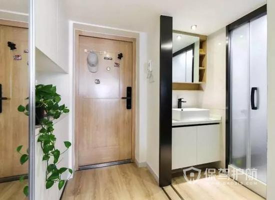 小戶型loft公寓如何裝修?60平米loft公寓現代裝修案例