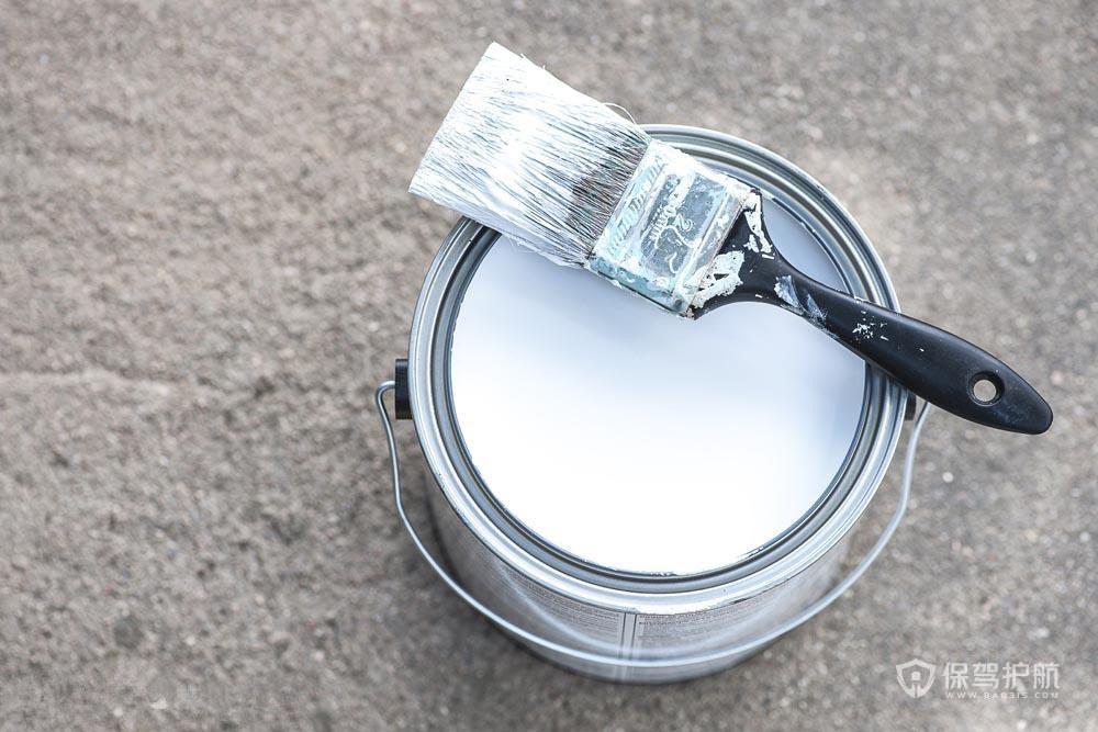 乳白油漆怎么调?家装油漆怎么选?