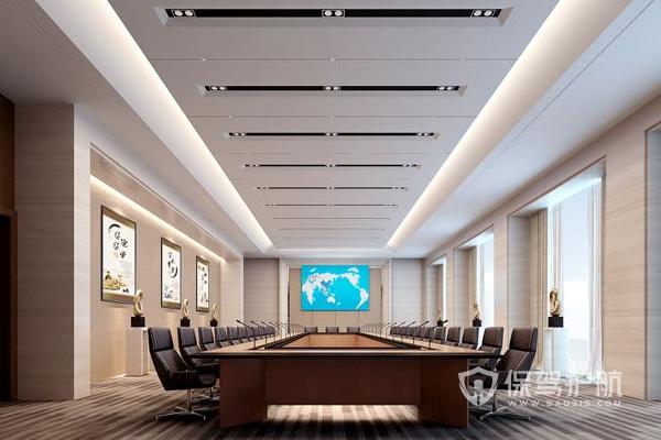 视频会议室怎么装修好?视频会议室装修方案