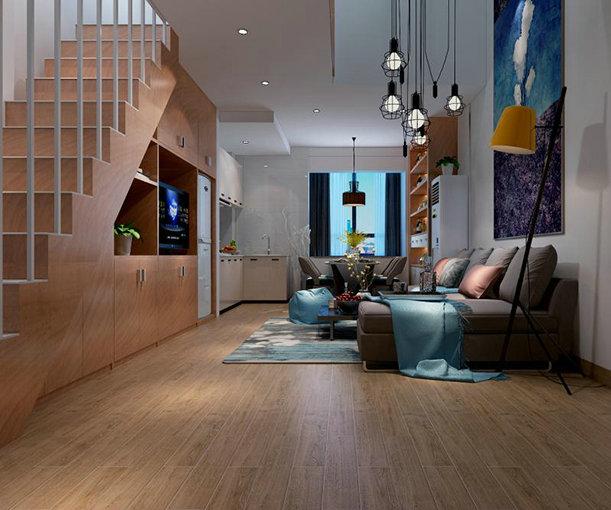 loft公寓的现代风格